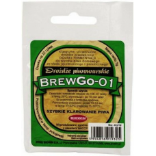 Дрожжи пивные Browin «BREWGO-01» (7гр.)