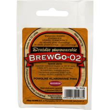 Дрожжи пивные Browin «BREWGO-02» (7гр.)
