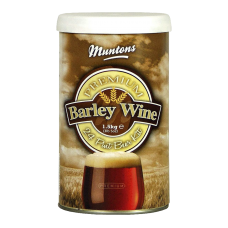 Экстракт охмеленный Muntons «BARLEY WINE KIT» (1,5кг.)