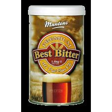 Экстракт охмеленный Muntons «BEST BITTER» (1,5кг.)