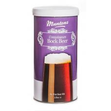 Экстракт охмеленный Muntons «BOCK BEER» (1,8кг.)