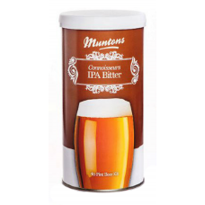 Экстракт охмеленный Muntons «IPA BITTER» (1,8кг.)