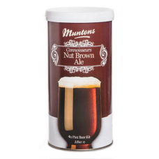 Экстракт охмеленный Muntons «NUT BROWN ALE» (1,8кг.)