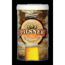 Экстракт охмеленный Muntons «PILSNER» (1,5кг.)