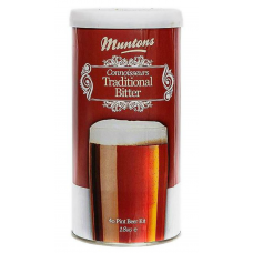 Экстракт охмеленный Muntons «TRADITIONAL BITTER» (1,8кг.)