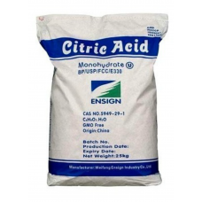 Лимонная кислота (мешок 25кг.)