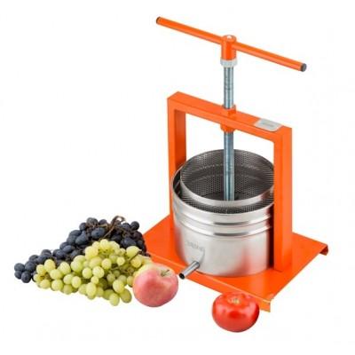 Пресс винный фруктово-ягодный настольный 5 л