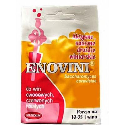 Дрожжи винные ENOVINI 7гр.