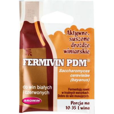 Дрожжи винные FERMIVIN PDM 7гр.
