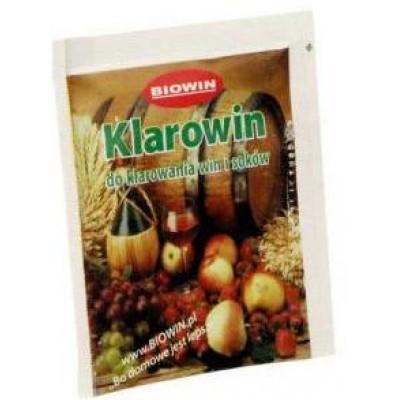 Осветлитель вина KLAROWIN 10гр.